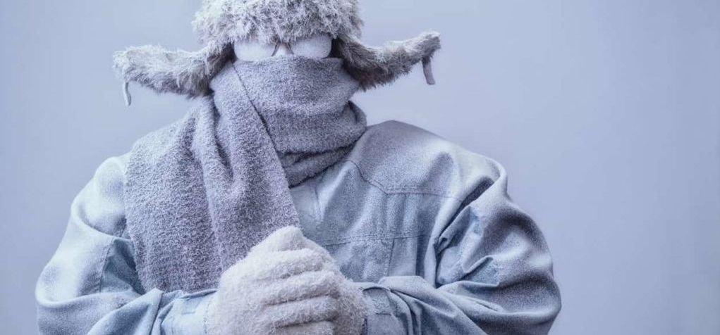 Miedo al frío extremo